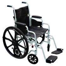 Standard Wheelchair Hospital Wheelchair Bariatric