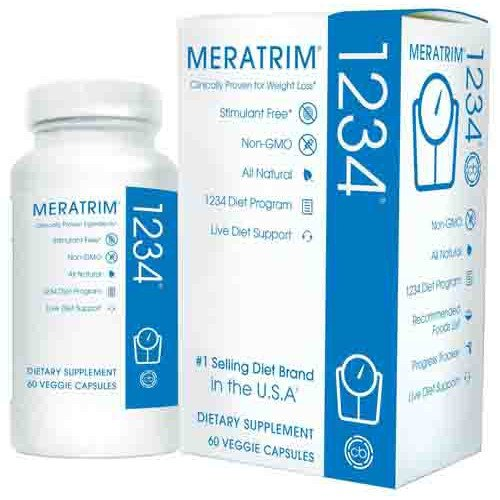 Meratrim 1234 Diet Pills