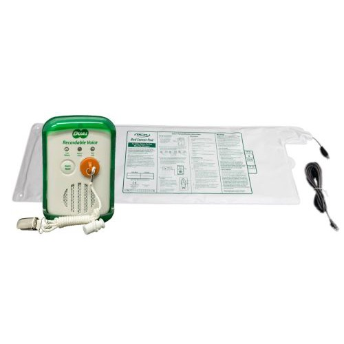 Recordable Voice Fall Monitor with Pull String