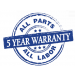 Digidop Probe 5 Year Warranty All Parts and Labor