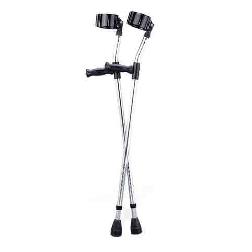 Medline Guardian Forearm Crutches