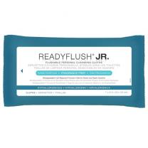 ReadyFlush Jr Personal Cleansing Flushable Cloths - Fragrance Free