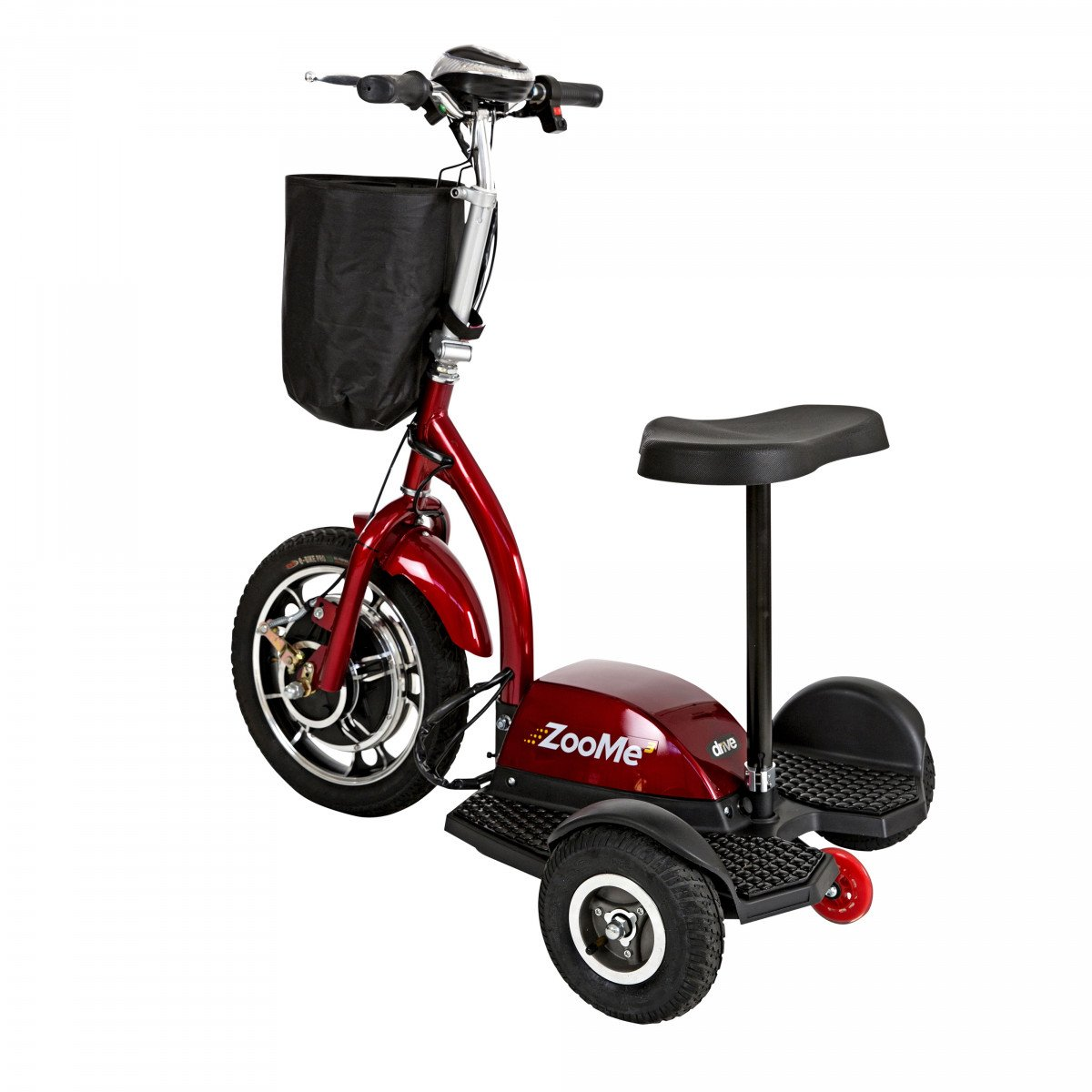 zoome 3 wheel recreational scooter 1f4