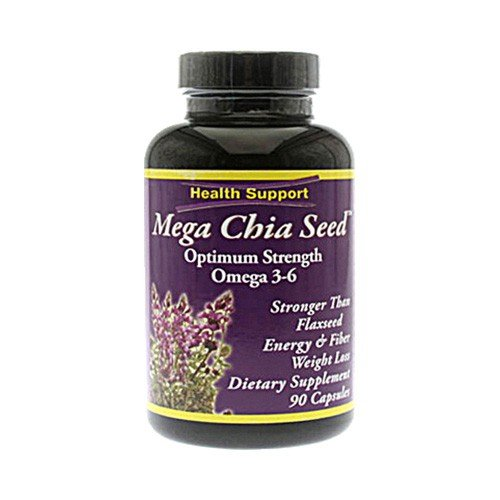 Health Support Mega Chia Seed Dietary Supplement