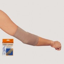 Contour Cut Elbow Support