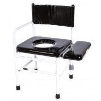 310 Shower/Rehab Chair with Ensolite Race Track Oval Seat