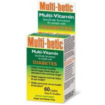 Multi-betic Diabetes Multivitamin Supplement
