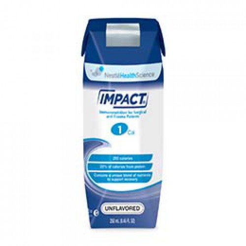 IMPACT® 1 Cal Tube Feeding Formula
