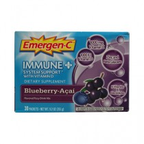 Alacer Emergen C Immune Plus System Support