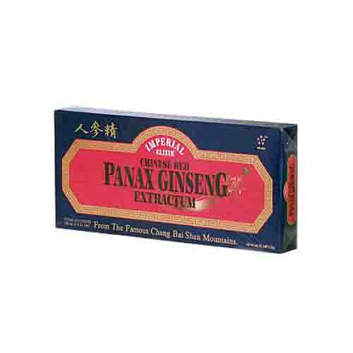 Chinese Red Panax Ginseng Extractum Energy Supplement