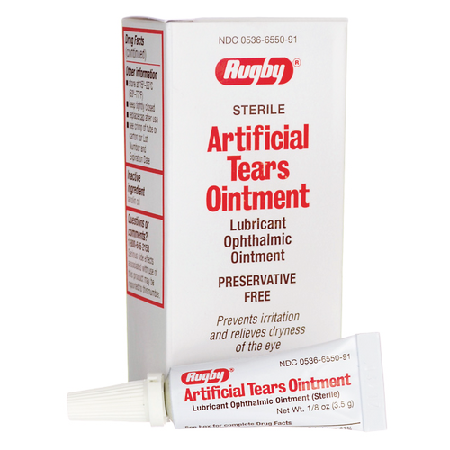 Artificial Tears Ointment Eye Releif