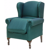 RD03SPRUCE Risedale Wing Back Lift Chair