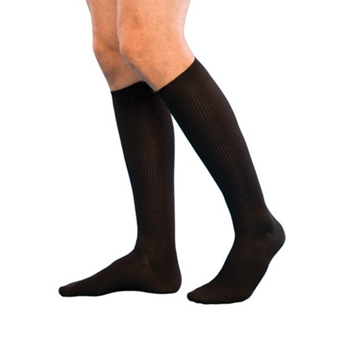 Midtown Microfiber for Men 820 Compression Socks 30-40 mmHg