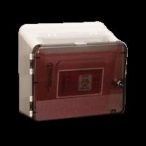 Bemis Sharps Cabinet - 1051
