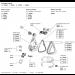 Mirage Quattro Schematic and Parts List