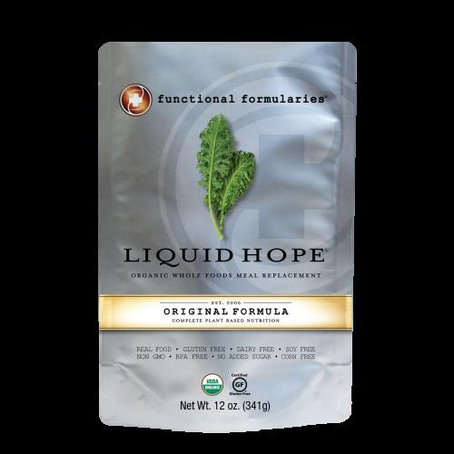 Liquid Hope Feeding Tube Formula