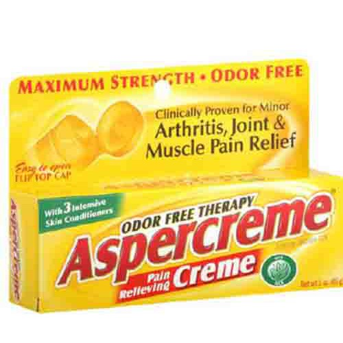Aspercreme Pain Relief Cream
