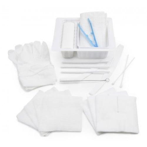 Tracheostomy Care Tray - Sterile