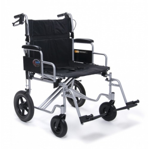 Everest & Jennings Bariatric Transport Chair