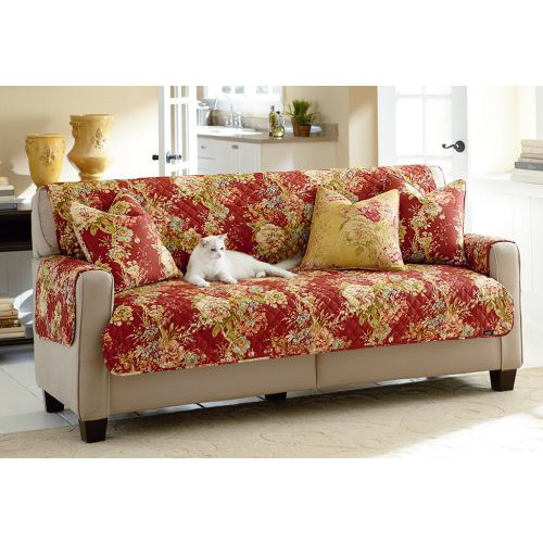 Ballad Bouquet by Waverly Furniture Cover