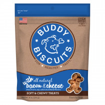 Original Soft and Chewy Dog Treats Bacon and Cheese
