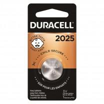 2025 Duracell Duralock Batteries