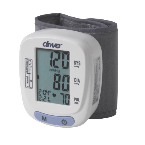 Automatic Blood Pressure Monitor, Wrist Model