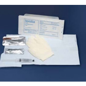 Bardia Foley Insertion Tray Prepping Components - Sterile
