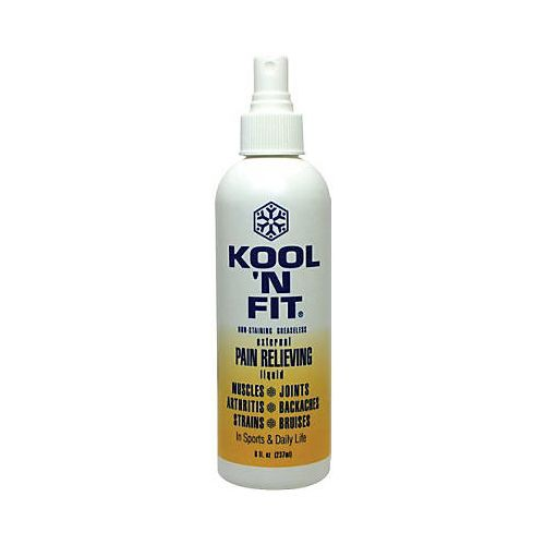 Kool N Fit Pain Relieving Spray Knf100pt Vitality Medical