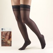 LITES Compression Stockings Thigh High 8-15 mmHg