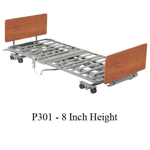 Drive Medical P301 Prime Care Low Hospital Bed