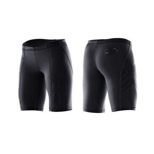 Compression Shorts, Black/Black