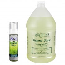 Hygena Foam: Luxurious Foaming Shampoo & Body Wash