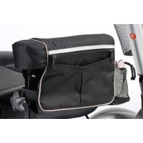 Drive Power Chair Armrest Bag Accessory