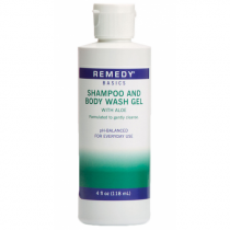 Remedy Basics Shampoo and Body Wash