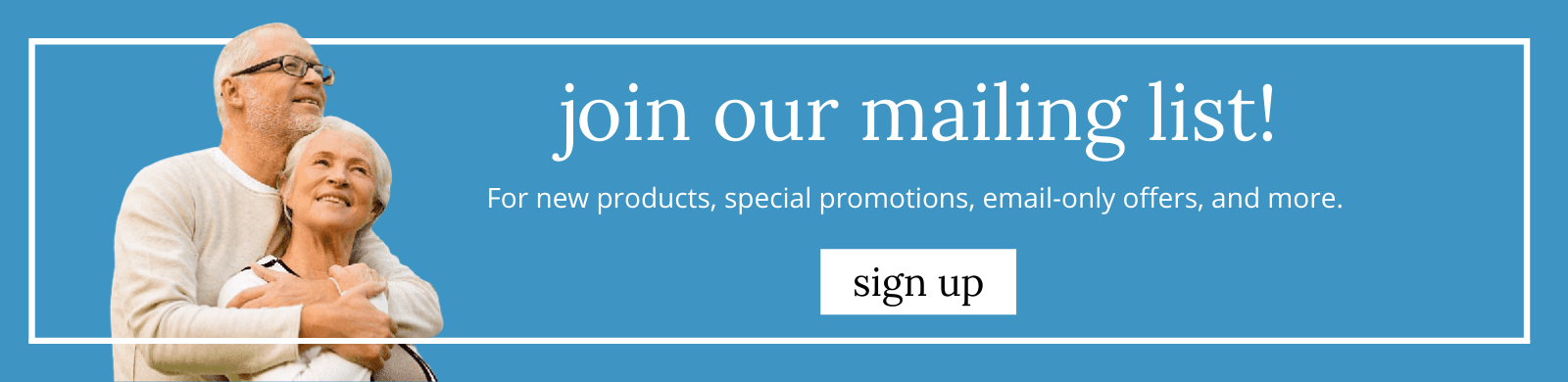 Join Our Newsletter!