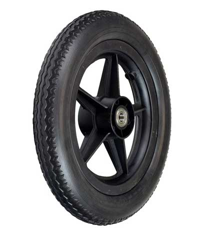 Flat-Free Tires