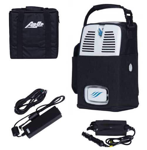 FreeStyle 5 Oxygen Concentrator Components