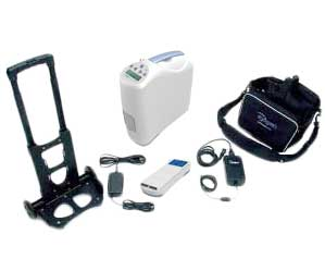 G2 Oxygen Concentrator Components