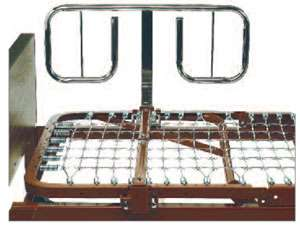 invacare 6630 bed rail instructions
