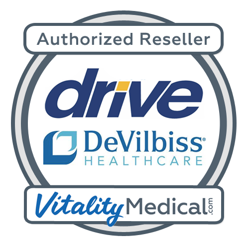 Drive Medical - DeVilbiss Authorized Reseller Logo