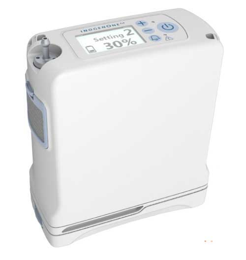 visionaire 5 oxygen concentrator manual