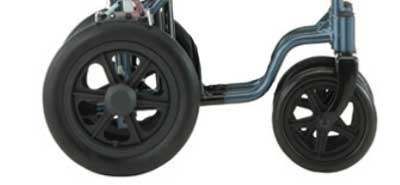 Large Back Wheels