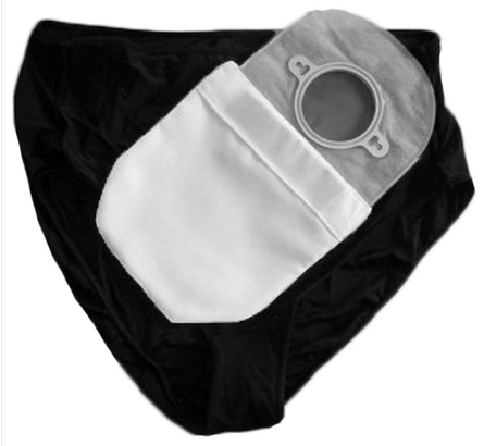 Ostomy Pouch Cover
