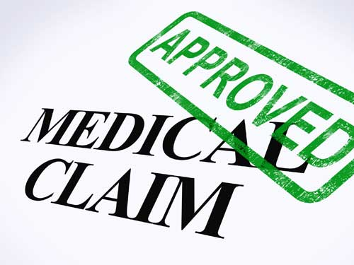 Approved Medical Claims