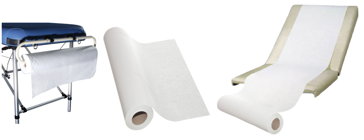 Medical Table Paper Rolls