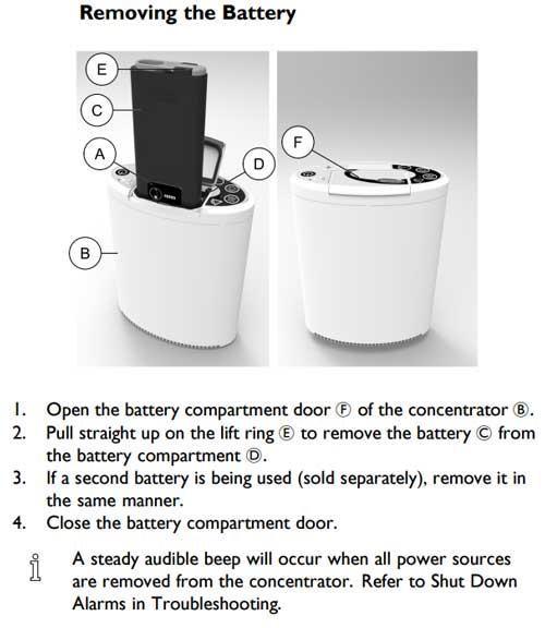 Easy Battery Exchange