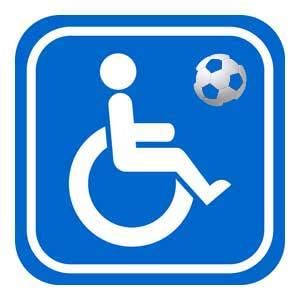 Mobility Disabled Wheelchair Sign