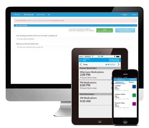 Med-ReminderPLUS Offers Multi-Device Alerts