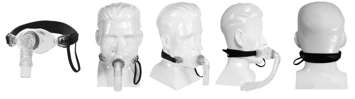 Oral CPAP Mask Profiles